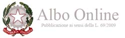 Albo Pretorio on line fino al 31/12/2019